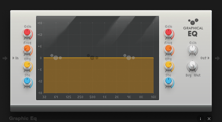 Graphical EQ